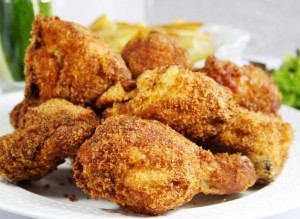 'Chicken in de Ruff'(Photo by Cynthia Nelson)