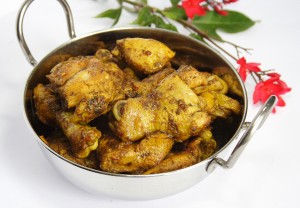Chicken Curry (Photo by Cynthia Nelson)