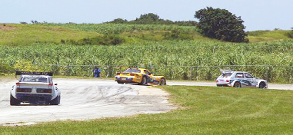 Barbados Takes Second Round Of 2008 Caribbean Motor Racing