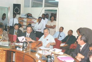Director-General of the Regional Negotiating Machinery (Stabroek News file photo)