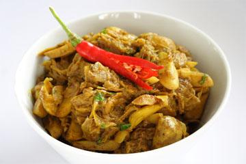 Katahar curry (Photo by Cynthia Nelson)