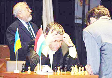 Ukraine v Hungary: Super grandmasters Vassily Ivanchuk and Peter Leko face off in the Ukrainian town of Mukachevo. Ivanchuk won this return match just as he did in the first encounter in 2007. The two grandmasters are ranked in the top ten of the world.