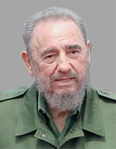 Fidel Castro is becoming more frail.