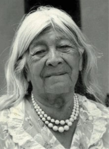 Mamai Mary, matriarch of the Melville-Hart clan