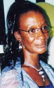 PNCR-1G councillor, Carol Joseph