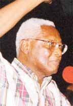 The late Hugh Desmond Hoyte