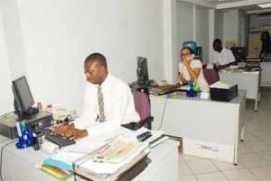 General Manager of DFLSA, Lindel Harlequin