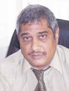Commissioner General Khurshid Sattaur