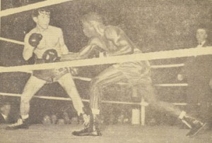 The late Cliff Anderson on the attack against Al Phillips.