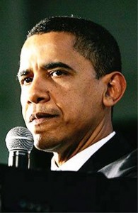 The political caution which served Obama well in the campaign may now be his Achilles heel.
