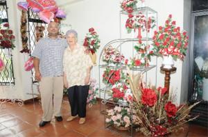 World of Flowers: Jean and Michael Pollard