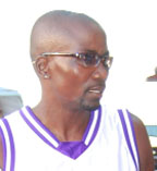 Bobby Codogan – coach of the Courts Pacesetters.