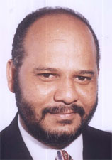 Home Affairs Minister Clement Rohee