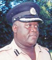 Police Commissioner Henry Greene