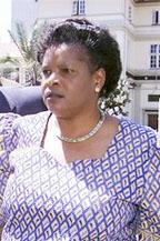 Zimbabwe's Tsvangirai in Botswana after wife dies