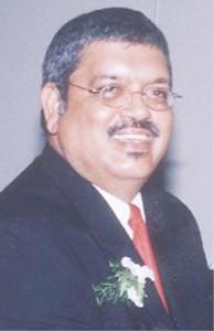 GMSA President Ramesh Dookhoo