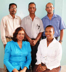 The new executive body of the UCCC.