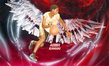 """Akeem """"The Dream"""" Kanhai"""