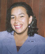 Minister  of Foreign Affairs  Carolyn Rodrigues
