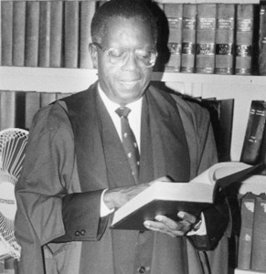Chancellor Kenneth George