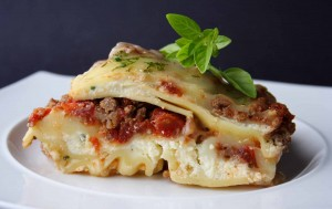 LasagneBolognese (Photo by Cynthia Nelson)