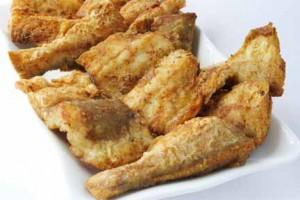 Guyanese Fried Bangamary (Photo by Cynthia Nelson)
