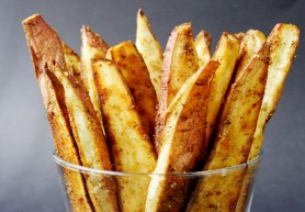 Spiced Sweet Potato Wedges (Photo by Cynthia Nelson)