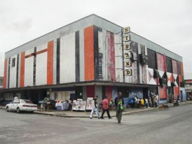 Strand Deluxe, 2007. In December 2008 it was converted into a religious auditorium.