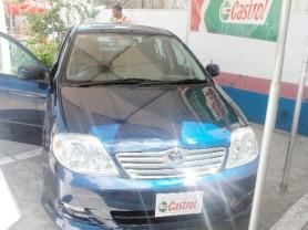 The Toyota NZE car