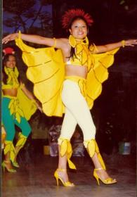 Miss Amerindian Heritage Nandanie Jerry