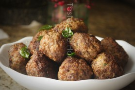 Meatballs (Photo by Cynthia Nelson)