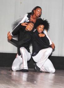 Classique dancers at a previous production