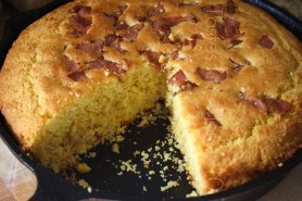 Cornbread (Photo by Cynthia Nelson)