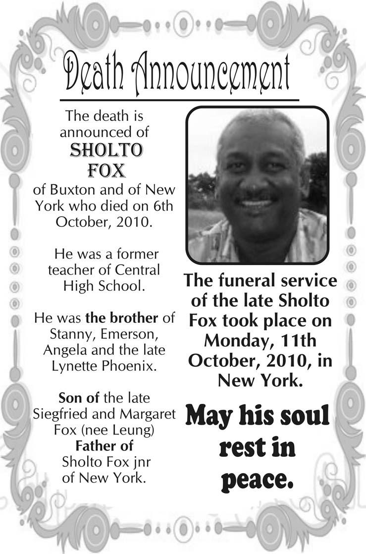 Jamaica News - Page 65 of 98 - Stabroek News