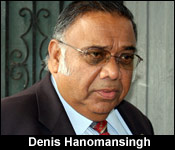 Denis Hanomansingh