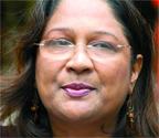 T&T Prime Minister Kamla Persad-Bissessar