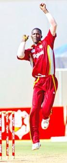 Former West Indies Test captain Darren Sammy.