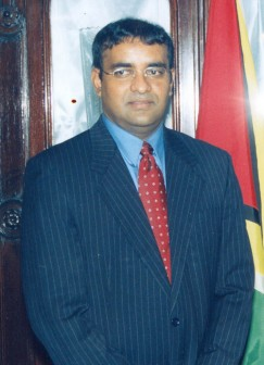 President Bharrat Jagdeo