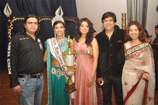 confident alana is miss india guyana � stabroek news