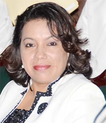 Foreign Affairs Minister  Carolyn Rodrigues-Birkett
