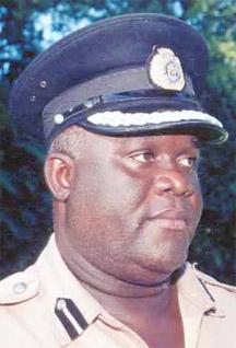 Former Police Commissioner  Henry Greene