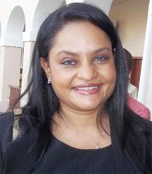 Dr Vindhya Persaud