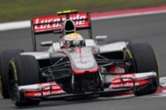 Championship leader Lewis Hamilton will look to win his first European Grand Prix race today