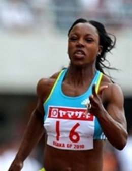 Veronica Campbell Browne