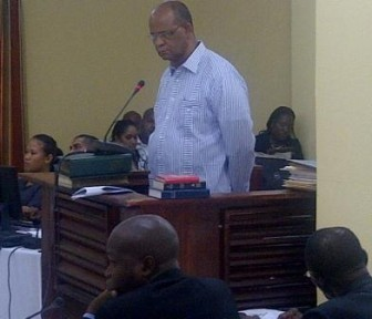Clement Rohee testifying today