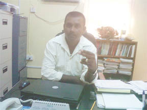 Dr Mahendra Persaud – Plant Breeder and Chief Scientist
