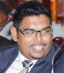 Irfaan Ali