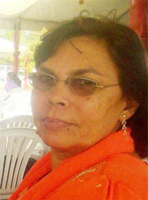 Margaret Singh