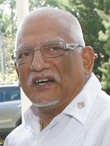 Professor Clement Sankat