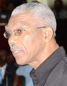 Leader of the OppositionBrigadier David Granger